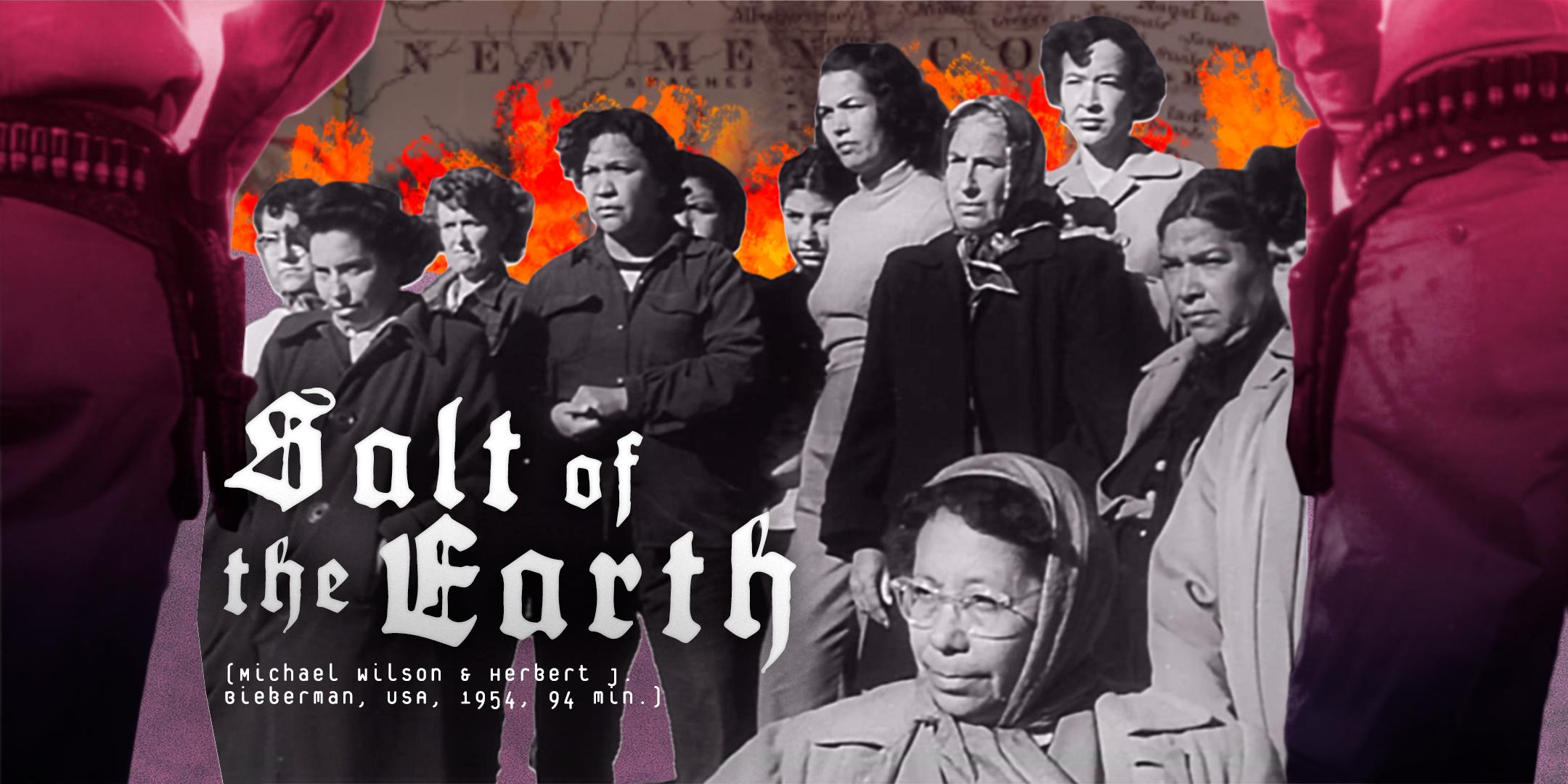 Header for Salt of the Earth (1954)