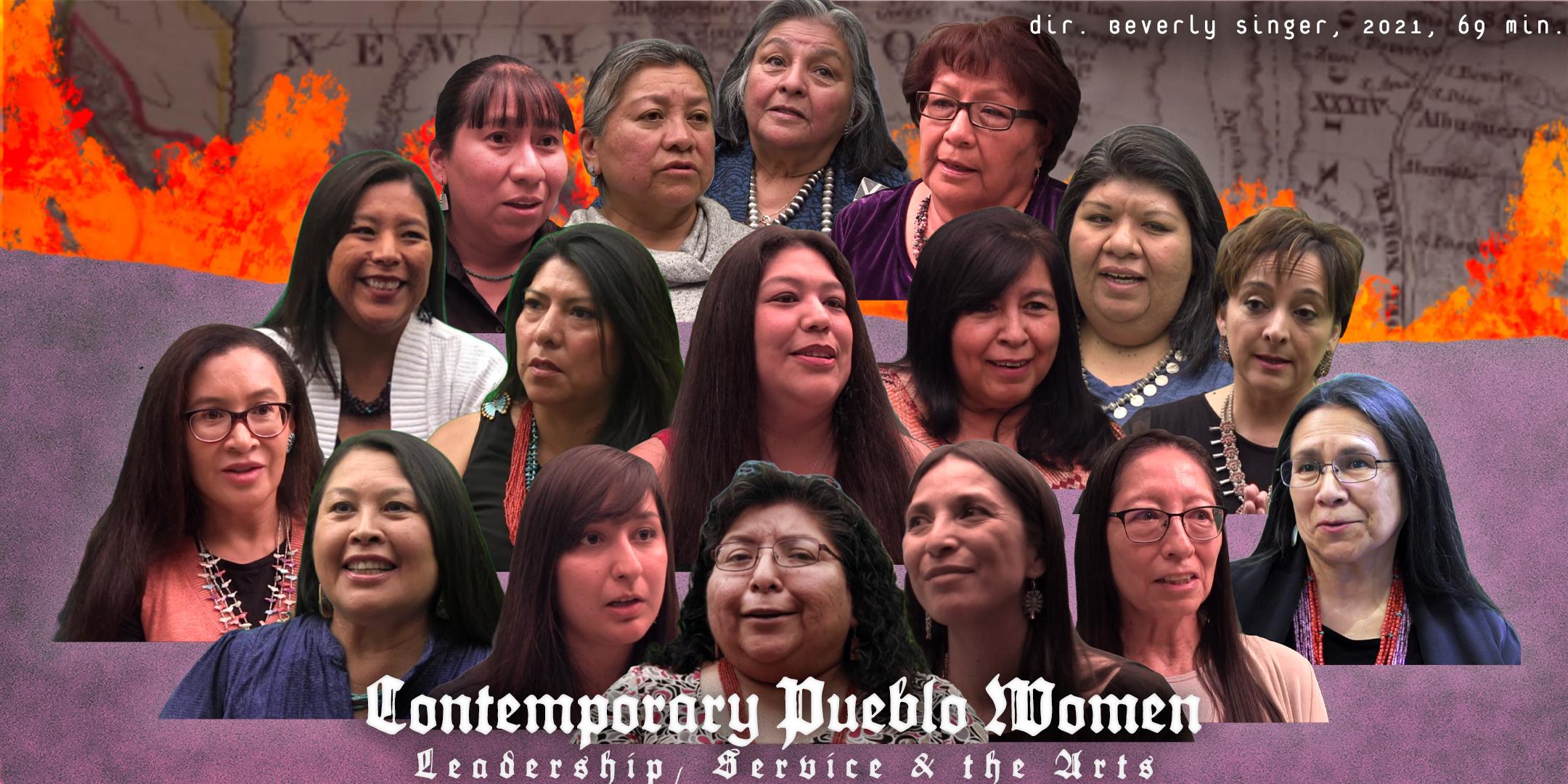 Contemporary Pueblo Women