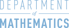 Mathematics Colloquium -UNC Chapel Hill