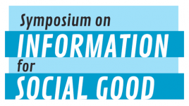 Symposium on Information for Social Good Logo